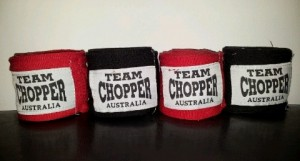 Team Chopper Wraps